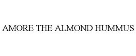AMORE THE ALMOND HUMMUS