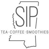 SIP TEA COFFEE SMOOTHIES