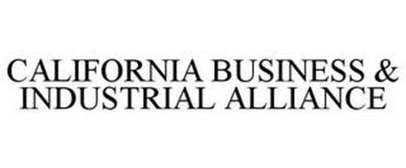CALIFORNIA BUSINESS & INDUSTRIAL ALLIANCE