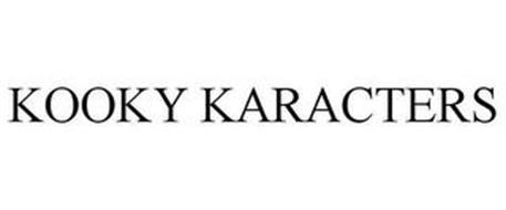 KOOKY KARACTERS