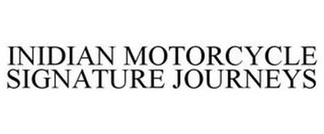 INIDIAN MOTORCYCLE SIGNATURE JOURNEYS