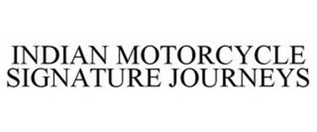 INDIAN MOTORCYCLE SIGNATURE JOURNEYS