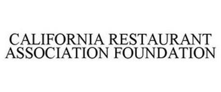 CALIFORNIA RESTAURANT ASSOCIATION FOUNDATION
