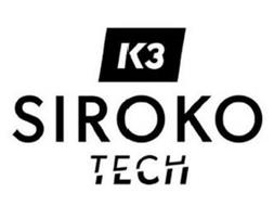 778717c05fb11 K3 SIROKO TECH Trademark of TECHPUMP SOLUTIONS