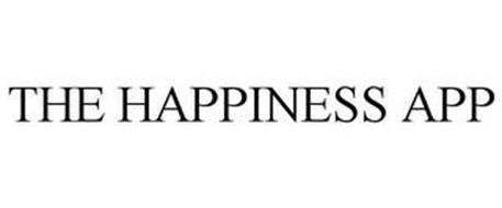 THE HAPPINESS APP