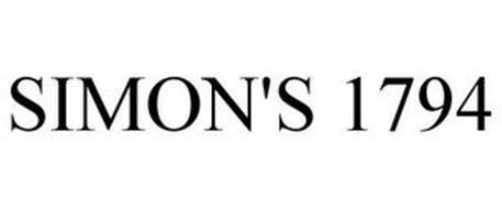 SIMON'S 1794