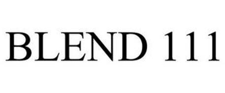 BLEND 111