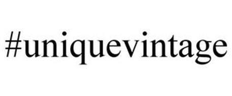 #UNIQUEVINTAGE