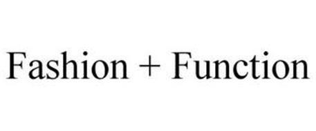 FASHION + FUNCTION