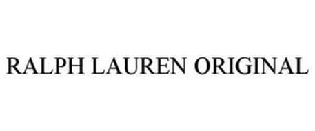 RALPH LAUREN ORIGINAL