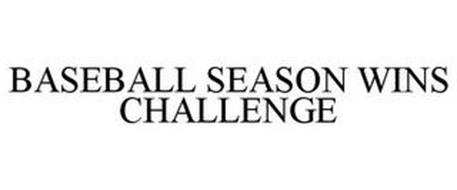 BASEBALL SEASON WINS CHALLENGE