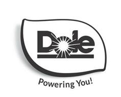 DOLE POWERING YOU!