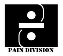PAIN DIVISION