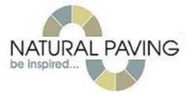 NATURAL PAVING BE INSPIRED...