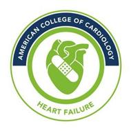 AMERICAN COLLEGE OF CARDIOLOGY HEART FAILURE