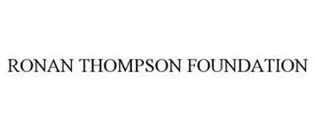 RONAN THOMPSON FOUNDATION