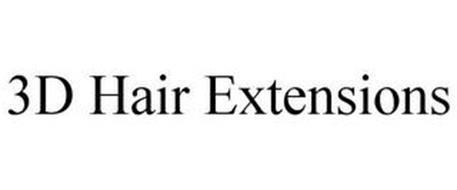 3DIMENSIONAL HAIR EXTENSION