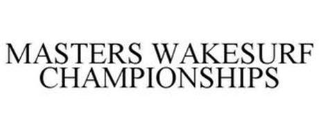 MASTERS WAKESURF CHAMPIONSHIPS
