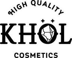 HIGH QUALITY KHÖL COSMETICS