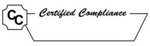 CC CERTIFIED COMPLIANCE