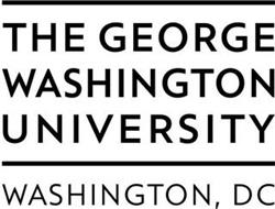 THE GEORGE WASHINGTON UNIVERSITY WASHINGTON, DC