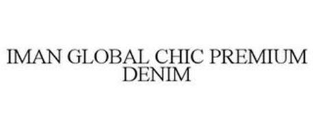 IMAN GLOBAL CHIC PREMIUM DENIM