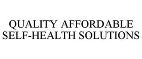 QUALITY AFFORDABLE SELF-HEALTH SOLUTIONS