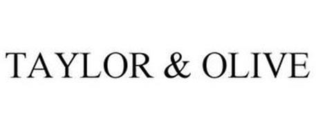 TAYLOR & OLIVE