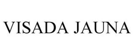 VISADA JAUNA
