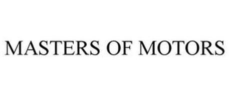 MASTERS OF MOTORS