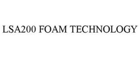 LSA200 FOAM TECHNOLOGY