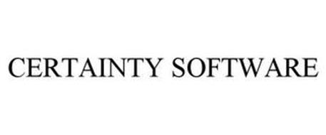 CERTAINTY SOFTWARE