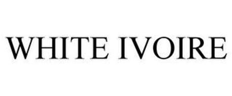 WHITE IVOIRE