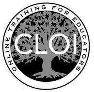 CLOI ONLINE TRAINING FOR EDUCATORS