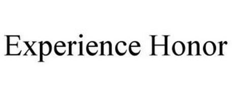 EXPERIENCE HONOR