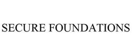 SECURE FOUNDATIONS