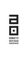 AO HAWAI'I'S DEEP OCEAN PURIFIED WATER