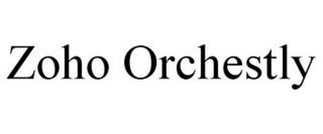 ZOHO ORCHESTLY