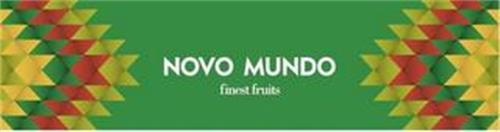 NOVO MUNDO FINEST FRUITS