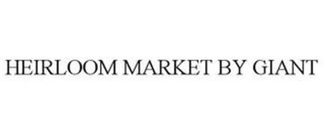 HEIRLOOM MARKET BY GIANT