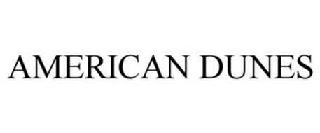 AMERICAN DUNES