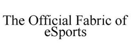 THE OFFICIAL FABRIC OF ESPORTS