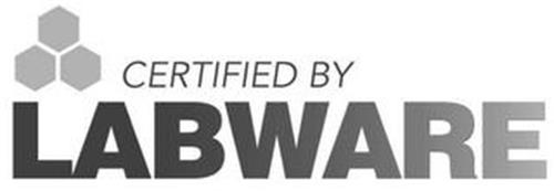 CERTIFIED BY LABWARE
