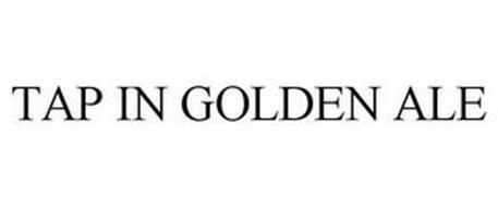 TAP IN GOLDEN ALE