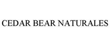 CEDAR BEAR NATURALES