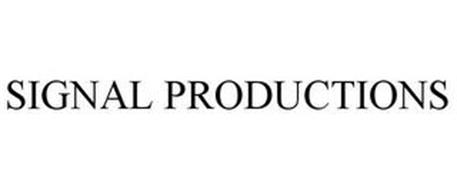 SIGNAL PRODUCTIONS