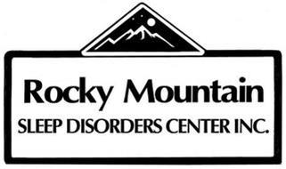 ROCKY MOUNTAIN SLEEP DISORDERS CENTER INC.
