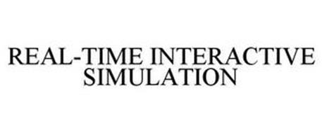 REAL-TIME INTERACTIVE SIMULATION