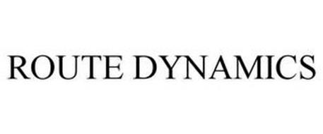 ROUTE DYNAMICS