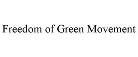FREEDOM OF GREEN MOVEMENT